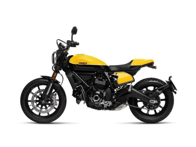 full throttle ducati montreal