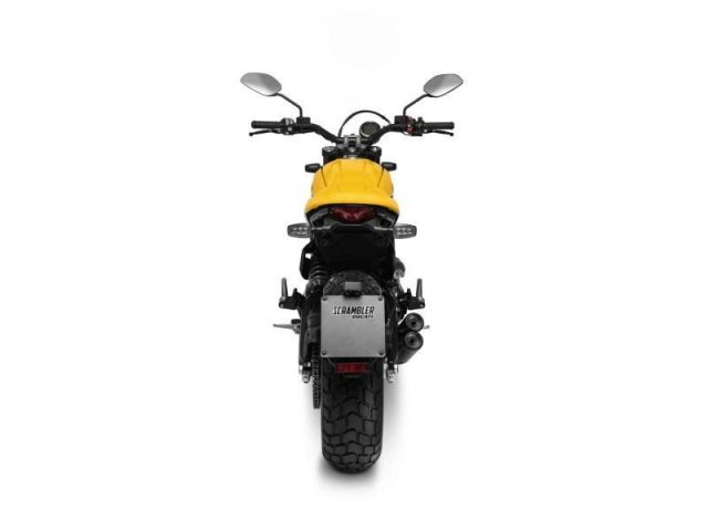 ducati scrambler full throttle rear montreal