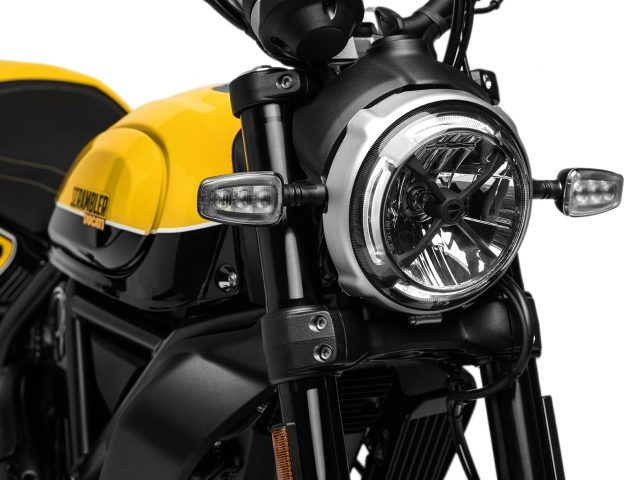 full throttle ducati lamp