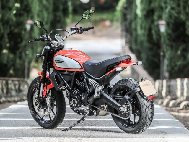 ducati scrambler icon back