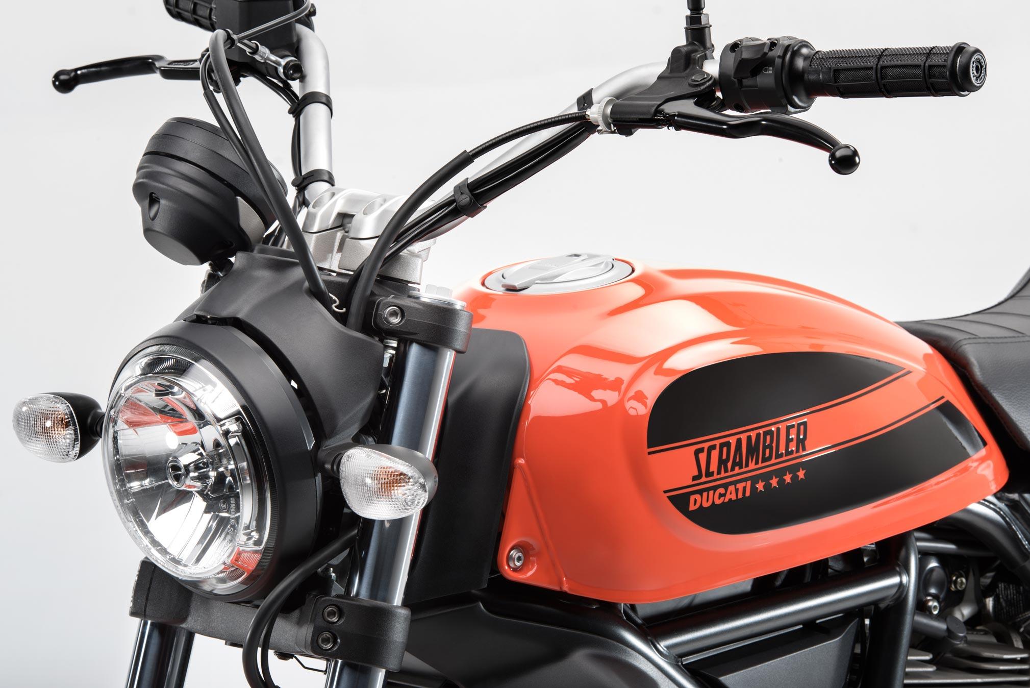Scrambler Sixty2 Ducati Montreal
