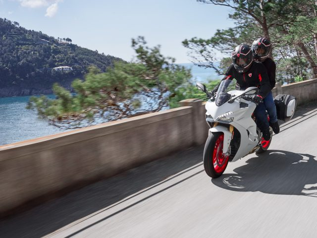 Ducati Supersport et Ducati Supersport S | Ducati Montréal