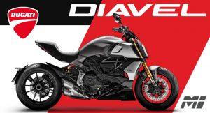 Ducati Montréal - Ducati Diavel 2019 - Prix Specs Moteur rive-nord Montréal