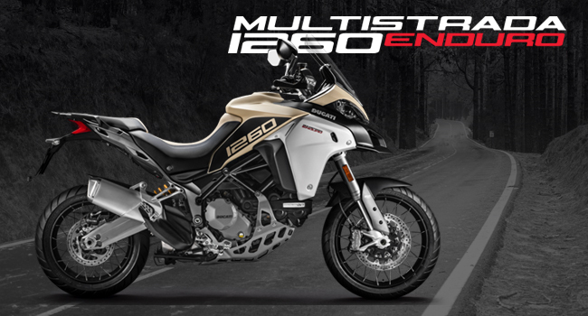 Ducati Multistrada Enduro 1260 2019 - ducati montréal - groupe motos illimitées